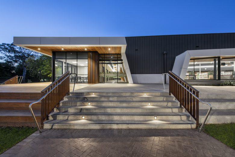 Mitcham Memorial Library   DesignInc   Builtworks.com.au