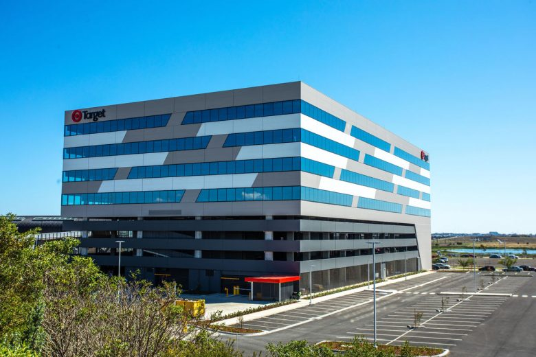 Target Head Office | Design and Photography: Gray Puksand | Builtworks.com.au