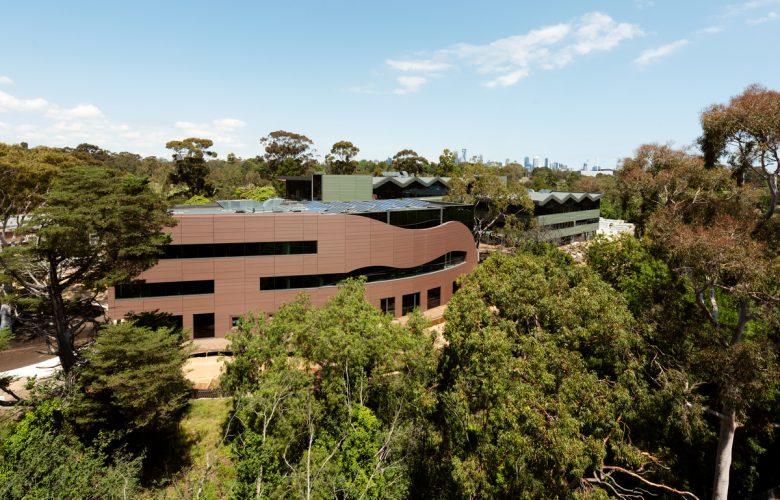 Orygen and OYH Parkville | Billard Leece Partnership | Builtworks.com.au