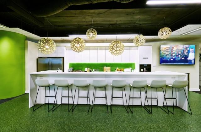 Rubic Offices | Design: Jonathan Clark Architects | Images: Scott Hawkins | Builtworks.com.au