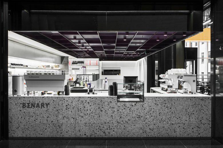 Binary @ 101 Collins Street | Design: Four Seasons Commercial Interiors | Images: Tom Blachford | Builtworks.com.au