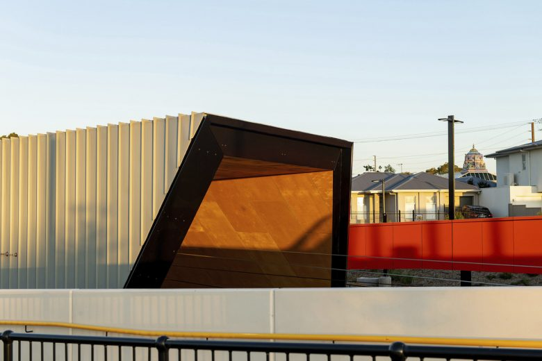Oaklands Station | Design: COX Architecture and ASPECT Studios | Images: Iain Bond | Builtworks.com.au