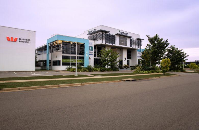 Aurecon Workplace Darwin | Design: Hames Sharley | Images: Shaana McNaught | Builtworks.com.au