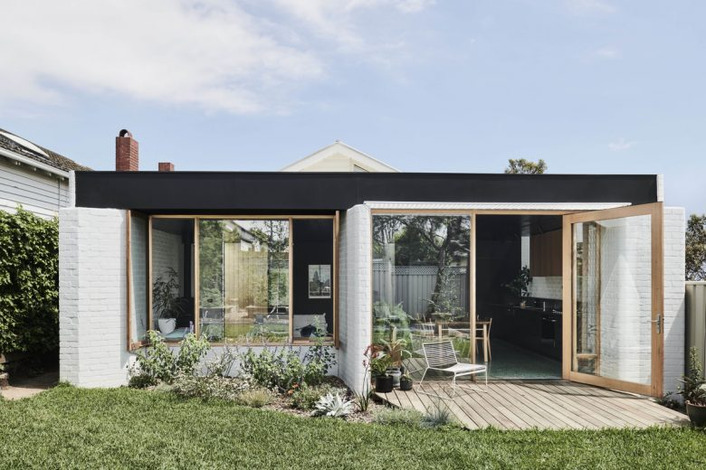 Brunswick West House | Design: Taylor Knights | Images: Tom Blachford