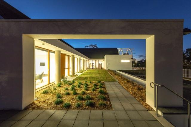 High Commission of Samoa in Australia | Design: Cox Architecture | Images: Ben Wrigley | Builtworks.com.au