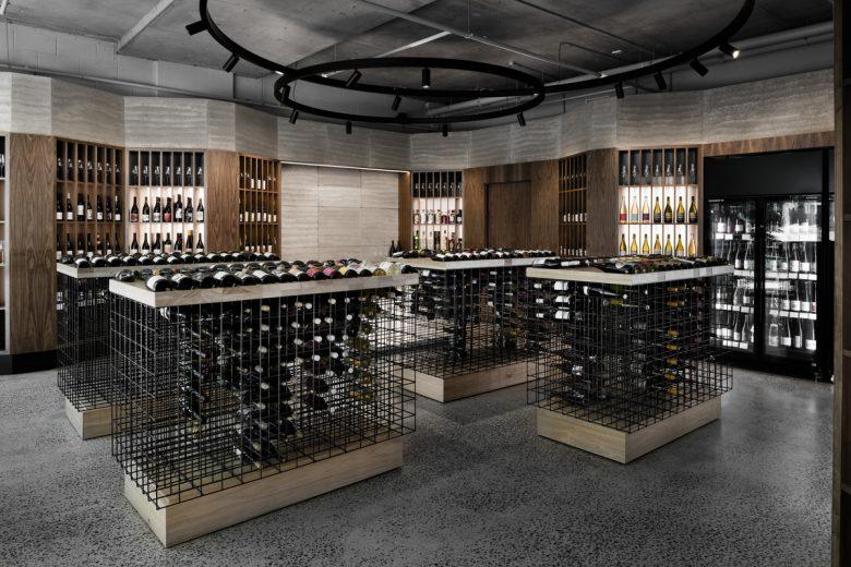 Act of Wine | Design: ZWEI Interiors Architecture | Images: Tom Blachford | Builtworks.com.au