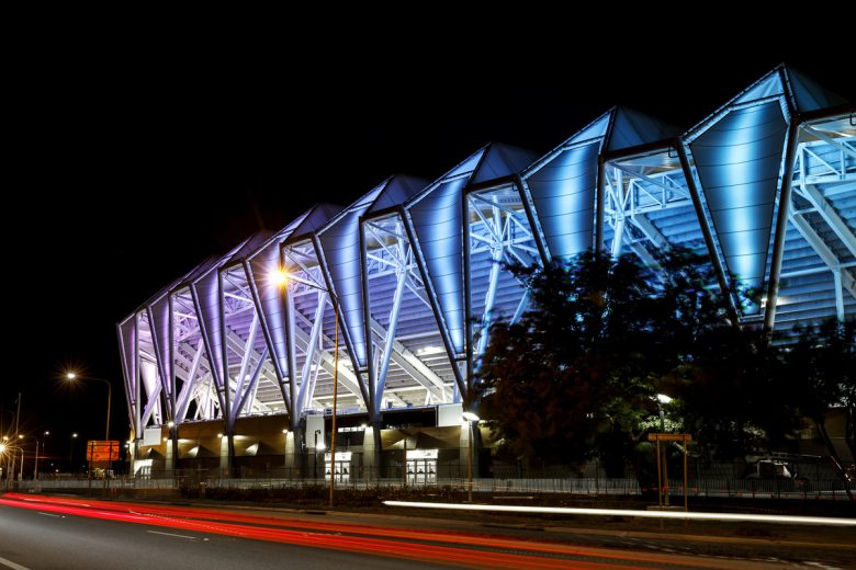 Queensland Country Bank Stadium | Design: COX Architecture and Counterpoint Architecture | Images: Christopher Frederick Jones and Andrew Rankin | Builtworks.com.au