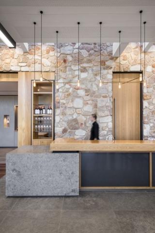 Barossa Valley Estate Cellar Door   Design: DesignInc   Photography: David Sievers   Builtworks.com.au