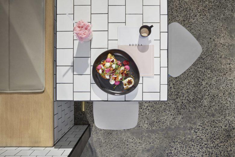 Boosa Café | Design: Kestie Lane Studio | Images: Peter Clarke | Builtworks.com.au