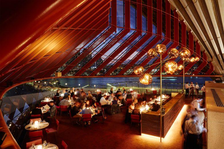 Bennelong Restaurant | Design: Tonkin Zulaikha Greer | Images: Brett Stevens | Builtworks.com.au