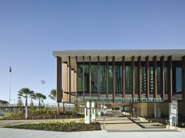 Gold Coast Aquatic Centre   Design: Cox Architecture   Images: Christopher Frederick Jones   Builtworks.com.au