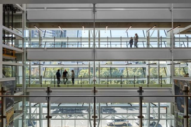 ABC Melbourne Headquarters | Design: Cox Architecture | Images: John Gollings | Builtworks.com.au