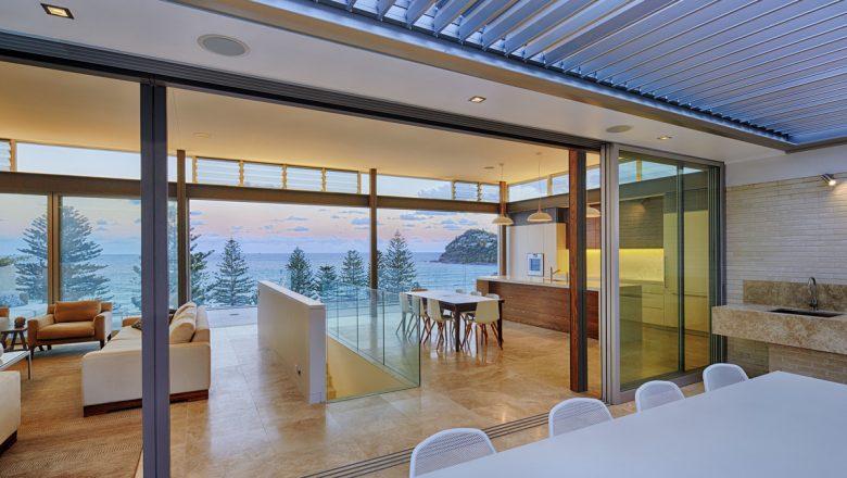 Beach Pavilion   Design: Utz-Sanby Architects   Images: Marian Riabic   Builtworks.com.au