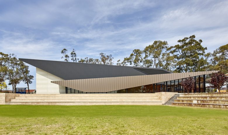 Melville Senior High School Theatre | Design: Cox Architecture | Images: Greg Hocking | Builtworks.com.au