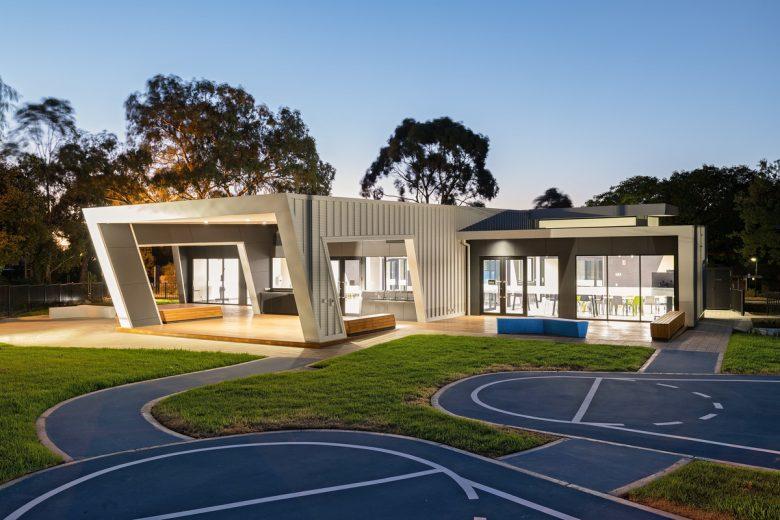 UniSA Samsung SMARTSchool | Design: DesignInc | Images: Brad Griffin | Builtworks.com.au
