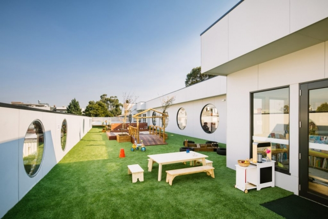 Murray Road Preston Childcare | Design: Co-Lab Architecture | Images: Kit Haselden | Builtworks.com.au