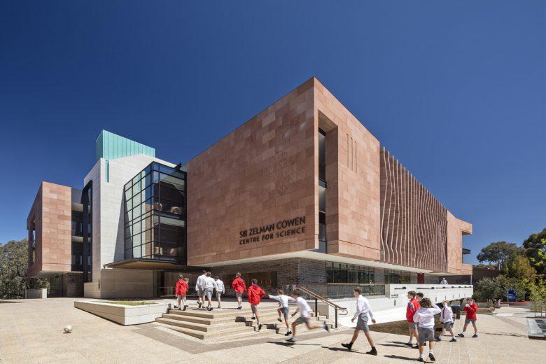 Sir Zelman Cowen Centre for Science | Design: Cox Architecture | Images: John Gollings | Builtworks.com.au