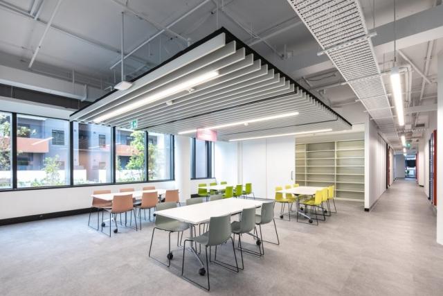 Burwood Council Community Hub, Library and Workplace | Design: DesignInc | Images: Murray Harris | Builtworks.com.au