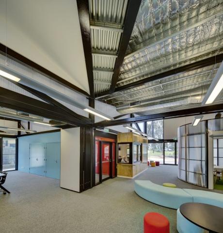 Mamre Anglican School   Design: Day Bukh Architects   Images: Brett Boardman   Builtworks.com.au