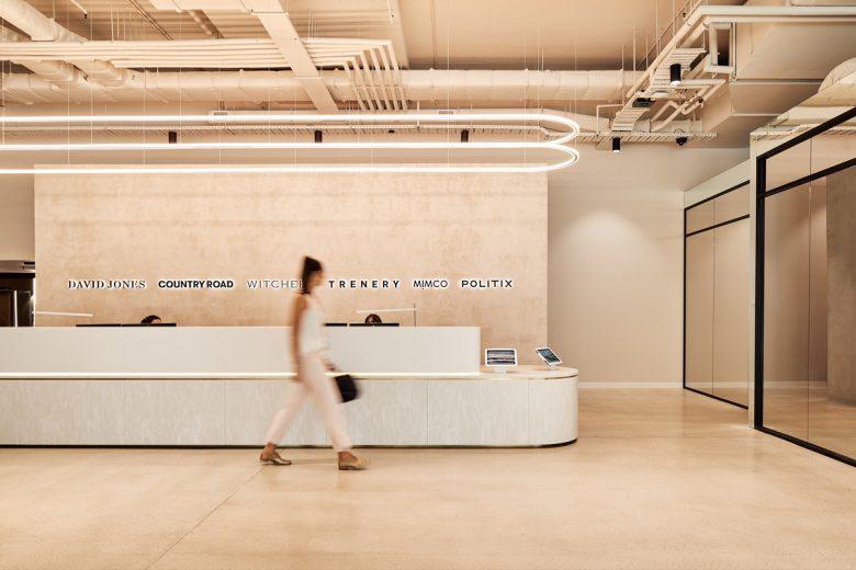 David Jones + Country Road Group | Design: Gray Puksand | Images: Tatjana Plitt and Peter Bennetts | Builtworks.com.au