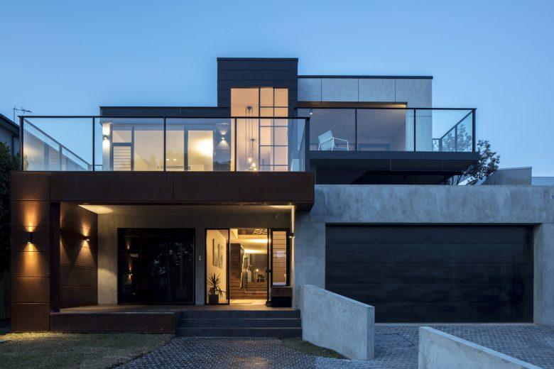 Aperture House   Design: Studio P   Images: Brett Boardman   Builtworks.com.au