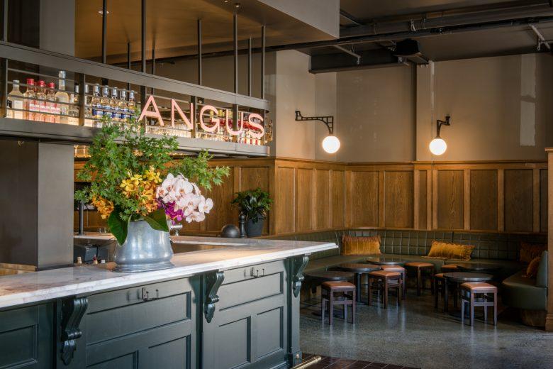 Angus & Bon | Design: Bergman & Co | Images: Eugene Hyland