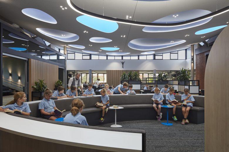 St. Monica's Senior Centre | Design: Baldasso Cortese Architects | Images: Peter Clarke | Builtworks.com.au