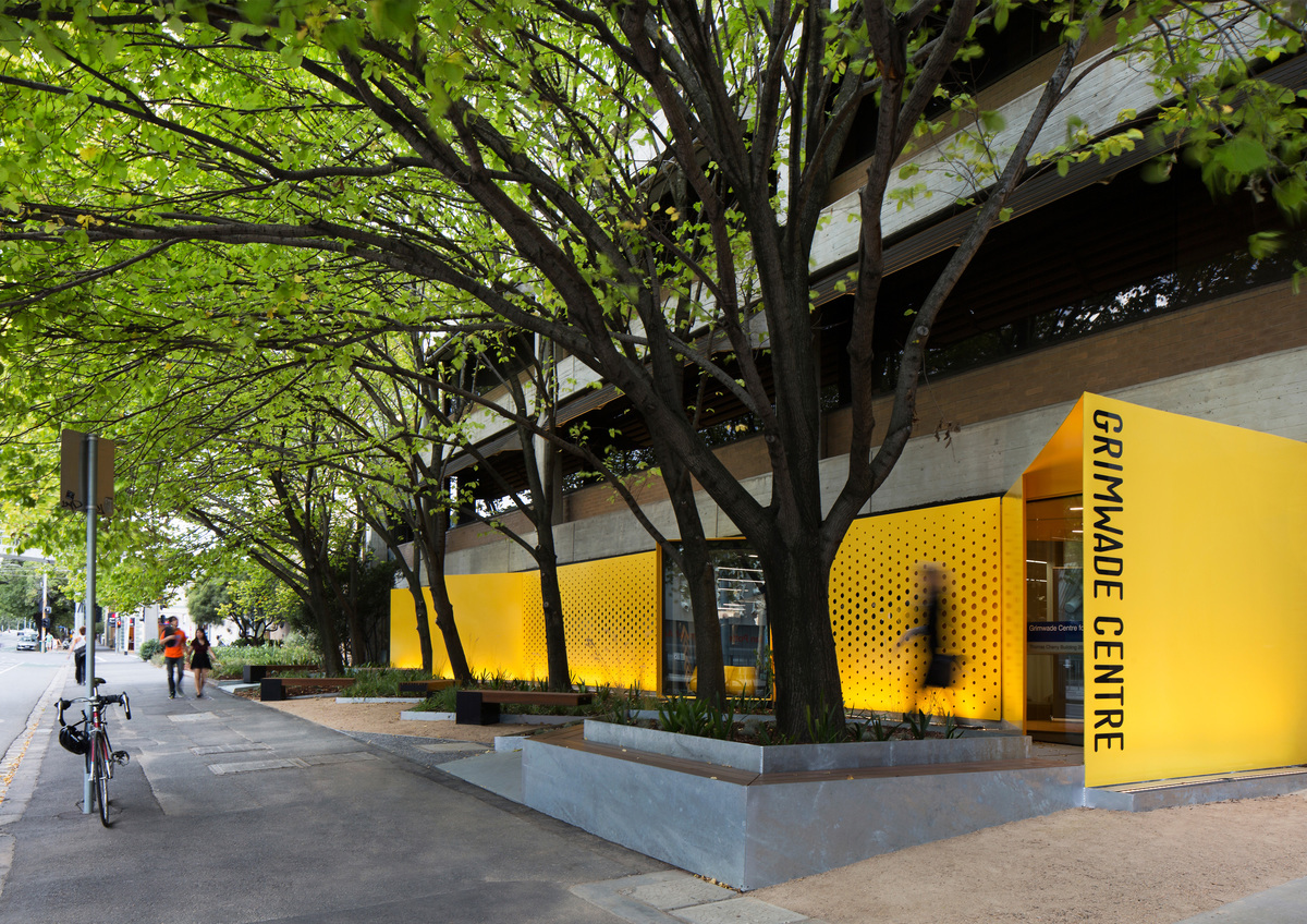 The Grimwade Centre For Cultural Materials Conservation | Design: JCB Architects | Image: Emily Bartlett | Builtworks.com.au