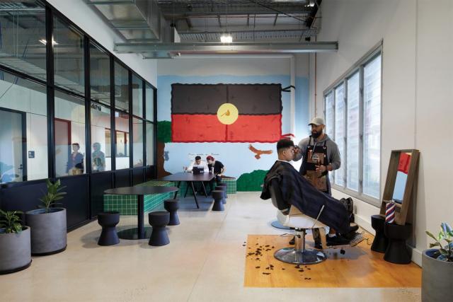 The Hester Hornbrook Academy | Design: Gray Puksand | Image: Tatjana Plitt | Builtworks.com.au