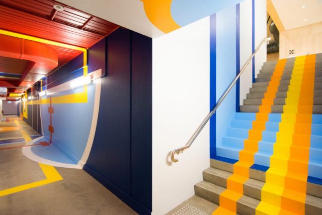 Sacred Heart College War Memorial Oval Redevelopment | Design and Images: Hames Sharley | Builtworks.com.au