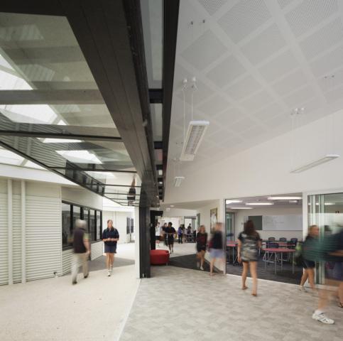 Victor Harbor Senior High School | Design and Image: Hames Sharley | Builtworks.com.au