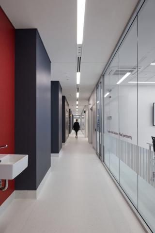 The Australian National Phenome Centre (ANPC)   Design and Image: Hames Sharley   Builtworks.com.au