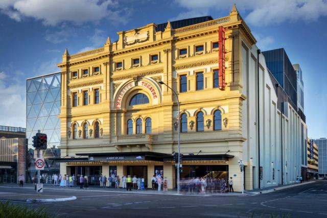 Her Majesty's Theatre | Design: COX | Image: Chris Oaten | Builtworks.com.au