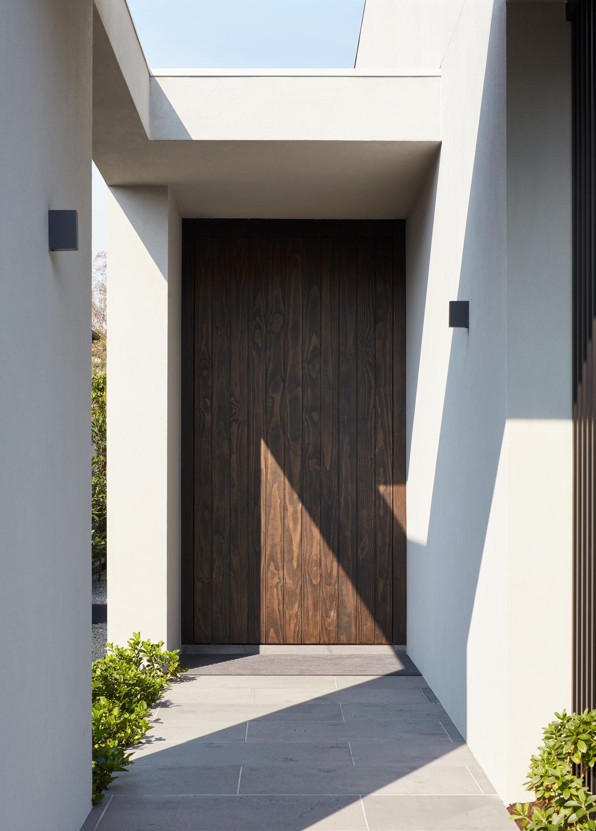 Vincent House | Design: Borland Architecture | Image: Jack Lovel | Builtworks.com.au