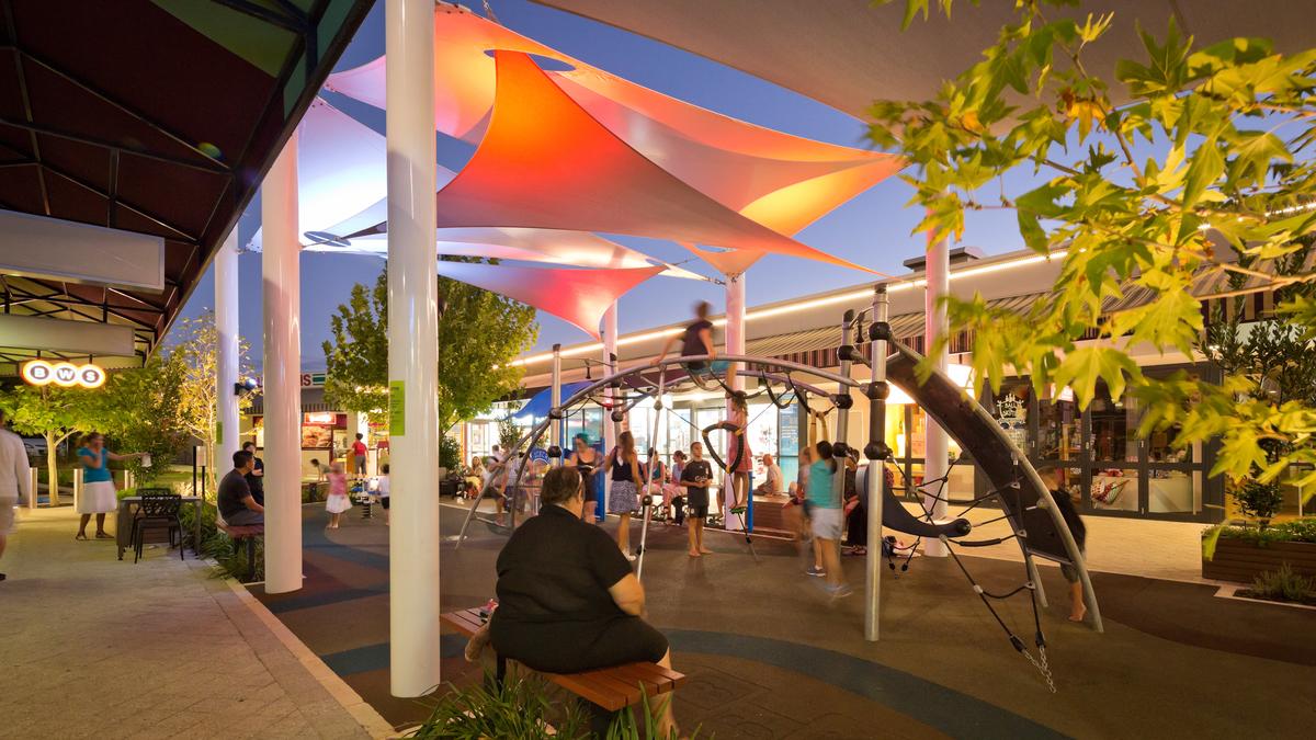 Designing Thriving Centres | Images: Hames Sharley | Builtworks.com.au