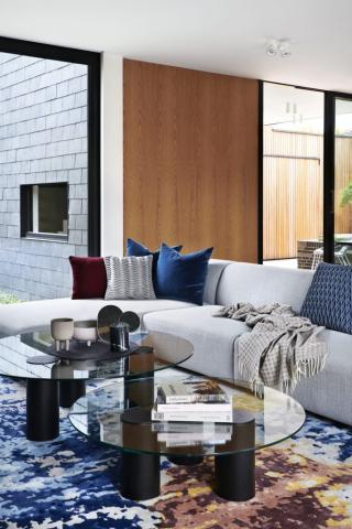 Biophilic Maxwell House   Interior Design: The Stylesmiths   Image: Fiona Susanto   Builtworks.com.au