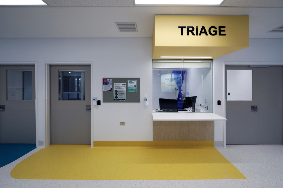 Peel Health Campus | Design: Hames Sharley | Image:  Devlyn Construction and Johnathan Trusk | Builtworks.com.au