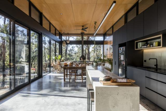 Bimbadeen House | Design: Lachlan Shepherd Architects | Image: Nic Stephens | Builtworks.com.au