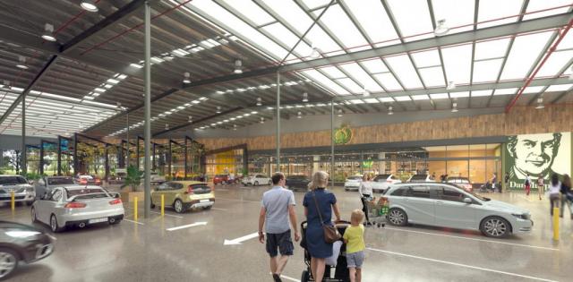 Fishermans Bend | Design: Hames Sharley | Image: Hames Sharley | Builtworks.com.au